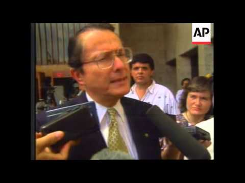 COLOMBIA: NON-ALIGNED MOVEMENT CONFERENCE FINISHES