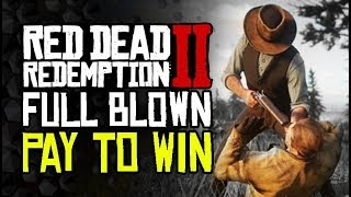 Red Dead 2 Online Is PAY TO WIN - Rockstar Needs To Be VERY CAREFUL
