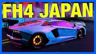 Forza Horizon 4 : Japan.