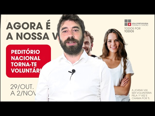 spot campanha luta contra o cancro