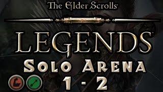 The Elder Scrolls: Legends - Solo Arena Run #1 - Part 2