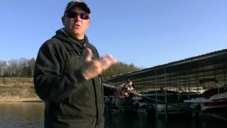 Mike McClelland And Fishing Docks With A McStick