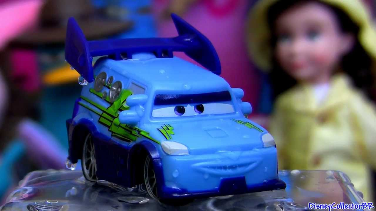 Toy R Toys Cars Dj Color Changers Car From Disney Pixar Cars2 Pixar