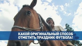 От Кавказа до Крайнего Севера: китаец продолжает путешествие по России на коне