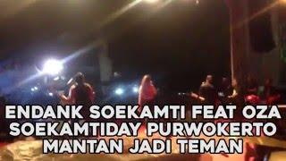 ENDANK SOEKAMTI FT OZA - MANTAN JADI TEMAN (BACKSTAGE VIEW)