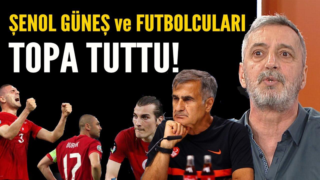 Abdülkerim Durmaz'dan Milli Takım futbolcularına ve Şenol Güneş'e sert tepki