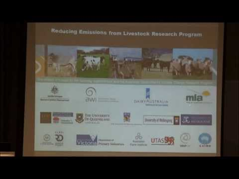 Video 6: Can genetic improvement be used to reduce methane emissions in Australian beef cattle?