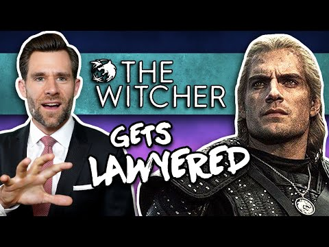 Real Lawyer Reacts to The Witcher (Law of Surprise?!) // LegalEagle