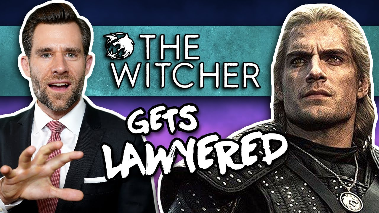 Real Lawyer Reacts to The Witcher (Law of Surprise?!) // LegalEagle thumbnail