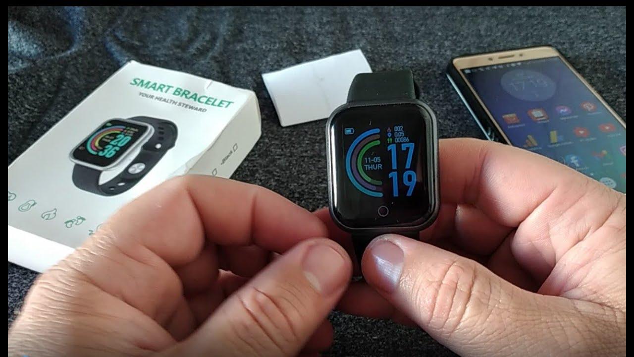 Download Como configurar o relogio smartwatch d20 ( Y68)