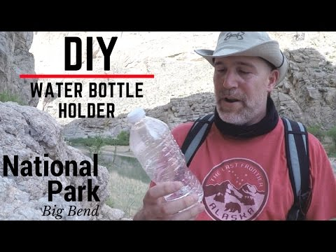 backpacking-gear-water-bottle-holder-diy