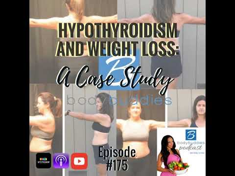Episode #175: Hypothyroidism and Weight Loss: A Case Study