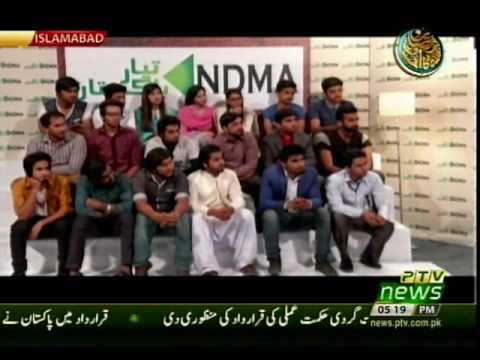 Program on Floods - PTV News - 2nd July 2016