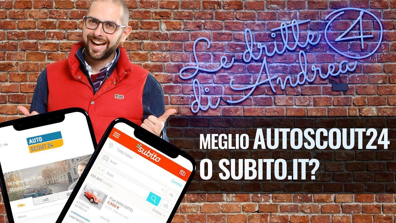 Italia autoscout24 AutoScout24