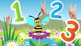 123 Song Deutsch - Zahlenlied - Zahlen lernen