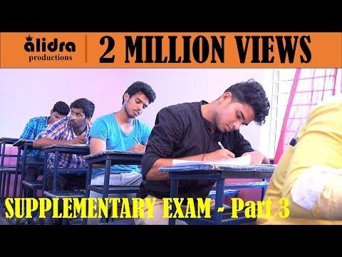 Supplementary Exam || Part 3|| Final...