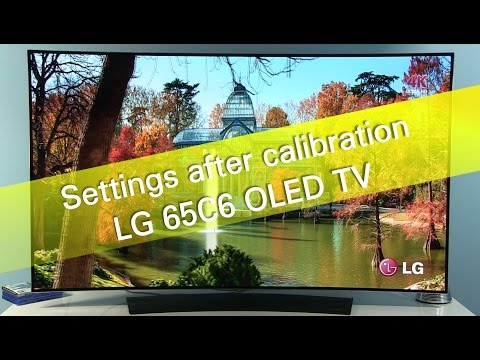 Official B/C/E/G6P OLED Calibration Thread - Page 7 - AVS