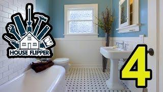 Yeni Evim Şahane Oyunu | Cillop Gibi Tuvalet Yaptım - Bölüm 4