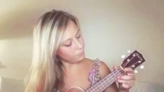 El hombre del piano - piano man ukulele cover - Ana Belen ukelele version