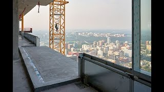 Stantec Tower Case Study Highlights from Schöck North America