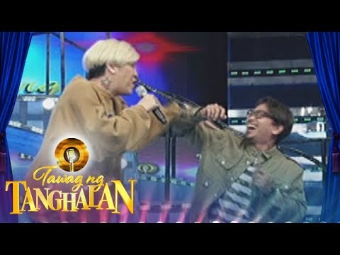 Tawag ng Tanghalan: Vice teases Jhong