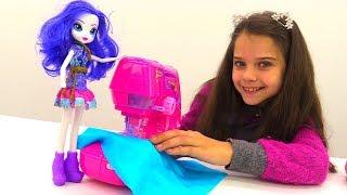 Игры одевалки с Эквестрия Герлз - Видео для девочек