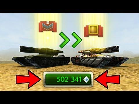 Tanki Online Road To Legend #1 L 60k EXP In 24 Hours!?