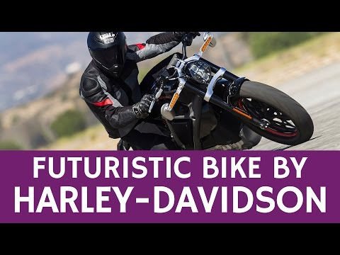 Most Futuristic Motorcycle by Harley-Davidson: Electric Livewire Bike