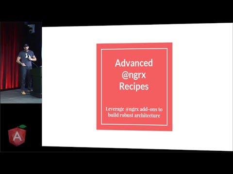 AngularNYC - Advanced @ngrx Recipes - Xavier Lozinguez - 01/17/2017