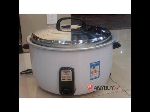 Nồi cơm điện công nghiệp 35 lít CFXB300-365B2 10.5kg gạo