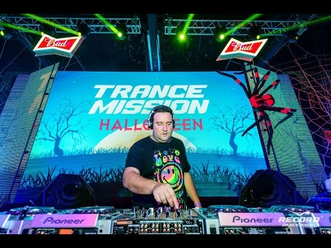 Abstract Vision Live @Trancemission Halloween Moscow 31-10-2015