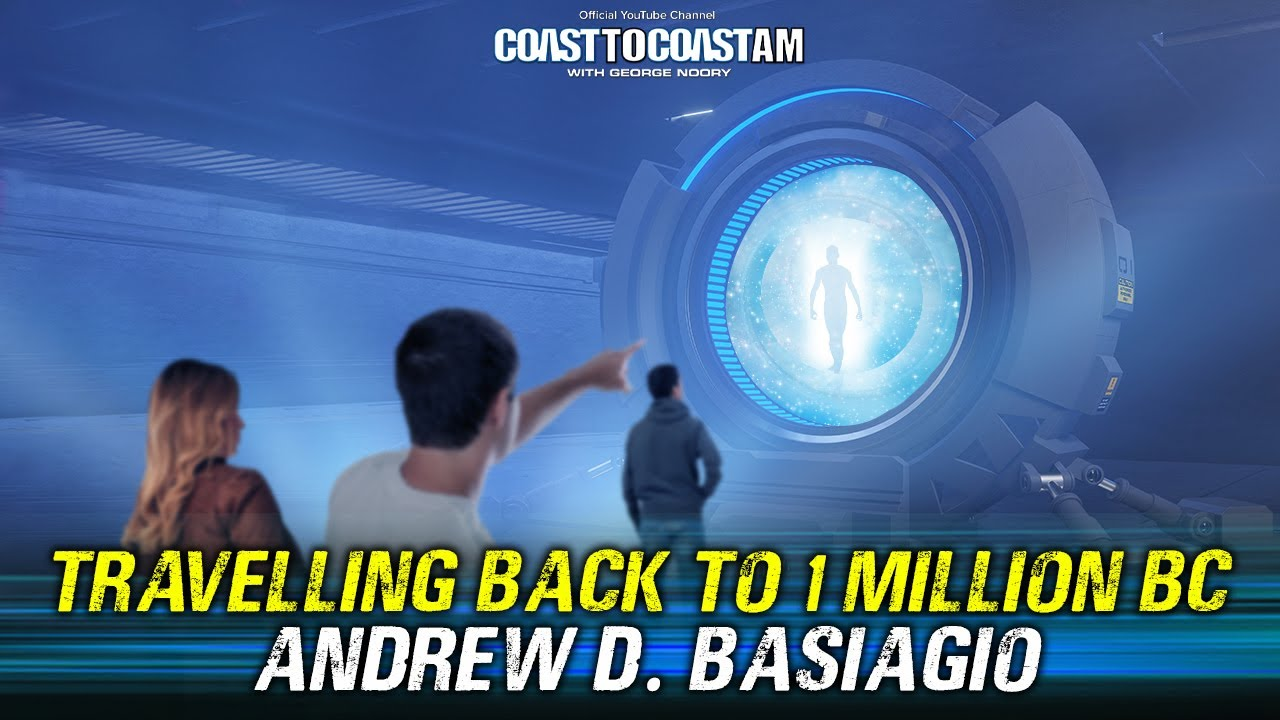 Andrew Basiago - Project Pegasus & Time Travel to 1 Million BC
