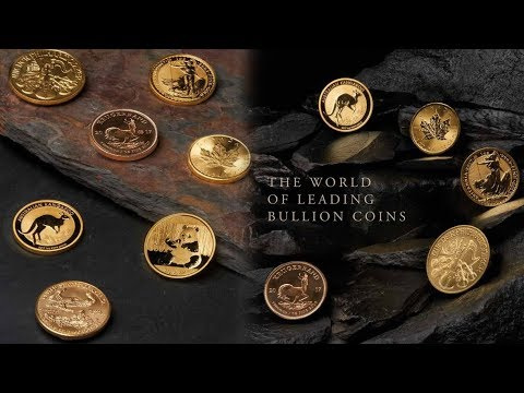 The World Of Leading Silver & Gold Bullion Coins