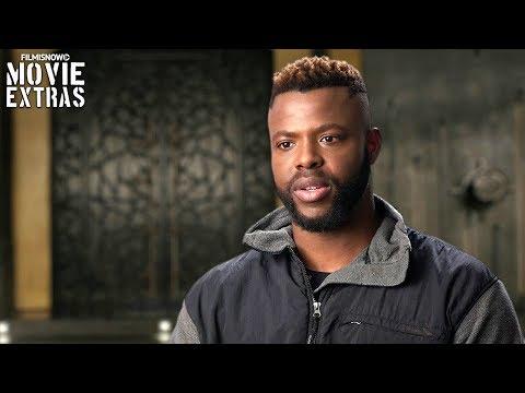Black Panther  Onset visit with Winston Duke