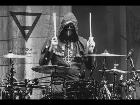 Ghost - Elizabeth [DRUM CAM Nameless Ghoul Earth]