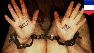 Francja: kobieta przetrzymywana jako seks-niewolnica ucieka po miesięcznym koszmarze