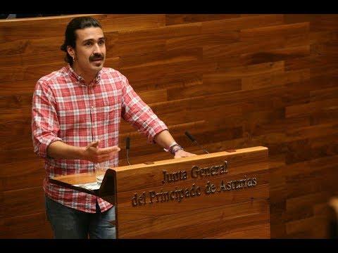 Podemos Asturies impulsa la reprobación del consejero de Sanidad y unos servicios reforzados
