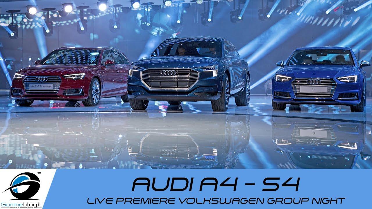 Audi A S LIVE Volkswagen Group Night IAA Frankfurt - Is audi owned by volkswagen