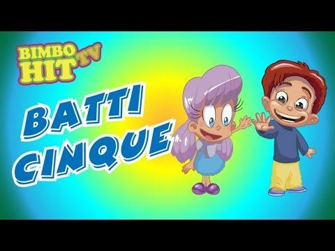 Batti Cinque - Canzone Per Bambini di Bimbo Hit Tv