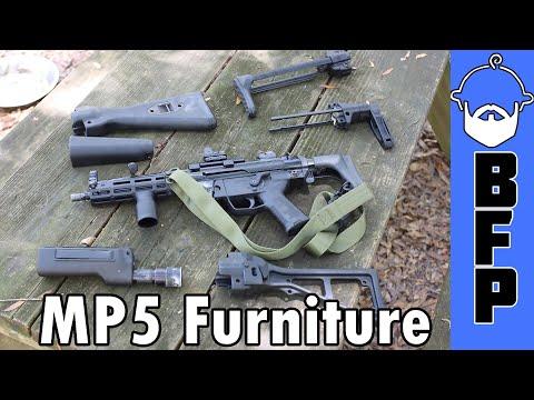 MP5 Furniture
