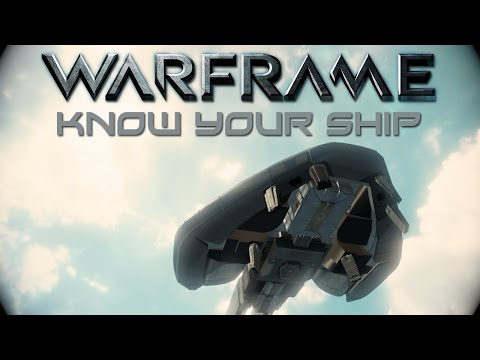 Warframe Beginners Guide #1 - Getting To Know Your Ship (Update 14)