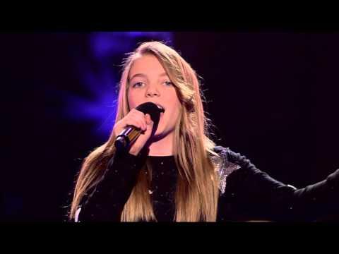 Mała dziewczynka śpiewa hit Rihanny! [Mali Giganci]