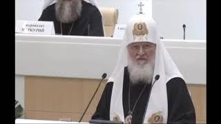 Кирилл Гундяев предложил исключить аборты из ОМС для увеличения населения РФ на 10 млн человек