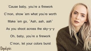 Download Katy Perry - Firework (Lyrics)(Madilyn Bailey Cover) MP3 song and Music Video