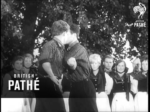 Folkloric Dance Festival - Hamburg (1963)