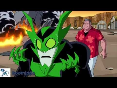 Drawing Ben 10 - Magazine cover