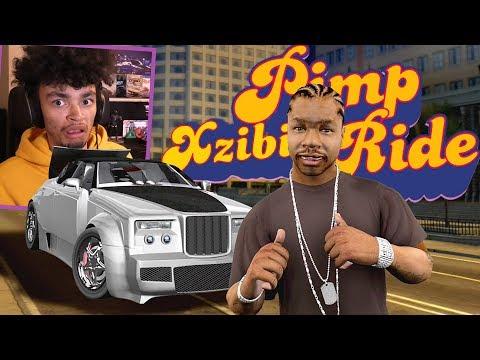 Pimp XZIBIT'S Ride?!