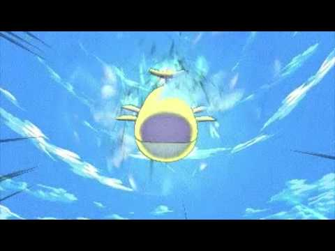 Wailord uses his Flying Z-Move
