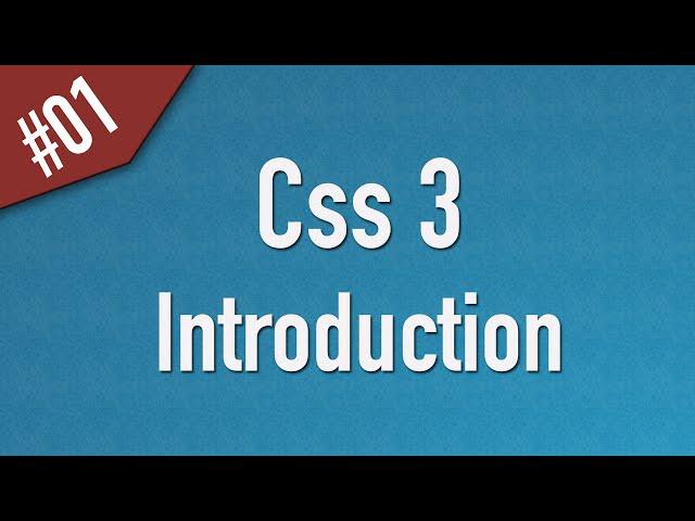 Learn CSS3 In Arabic