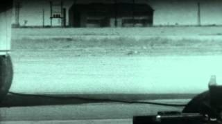 F-0667 Convair F-106 Delta Dart Tail hook test video